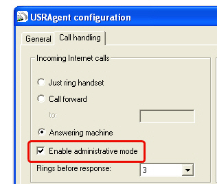 call forwarding answering machine